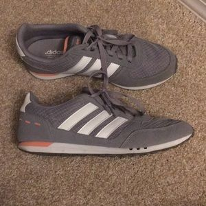 Adidas now tennis shoes